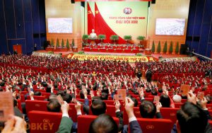 Đại hội XIII Đảng Cộng Sản Việt Nam
