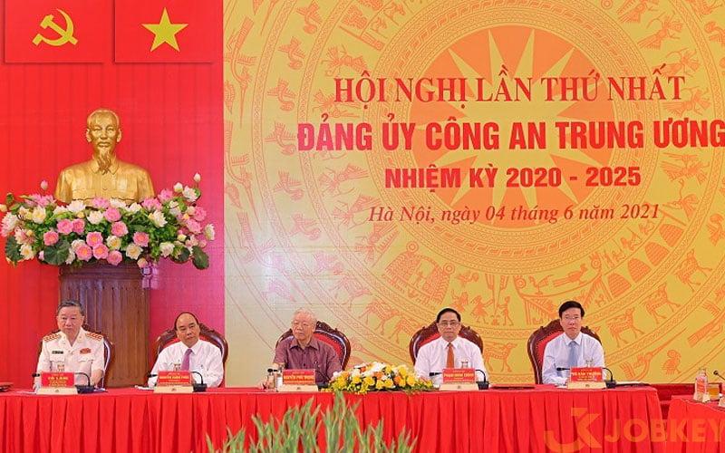 Bộ Chính trị chỉ định nhân sự Đảng ủy công an Trung ương